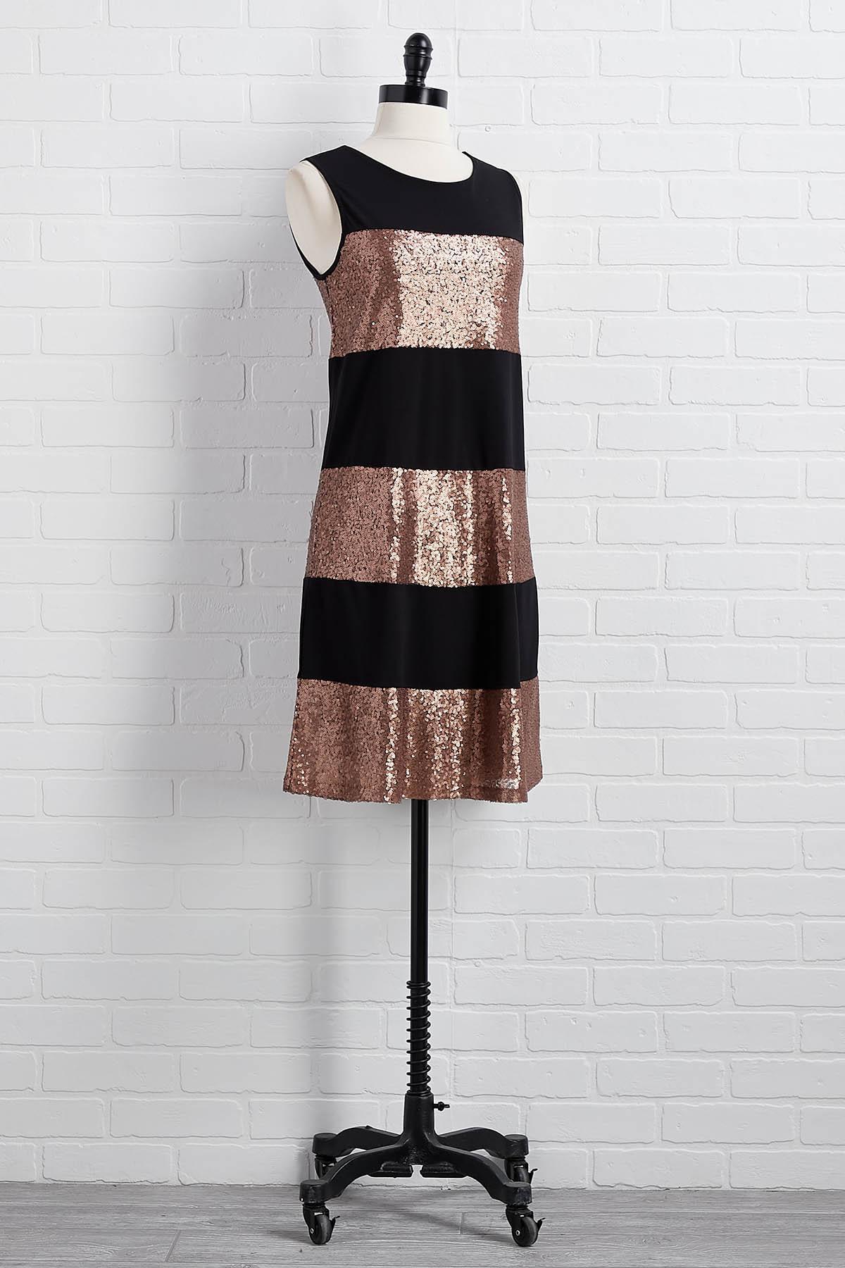 All That Glitters Dress