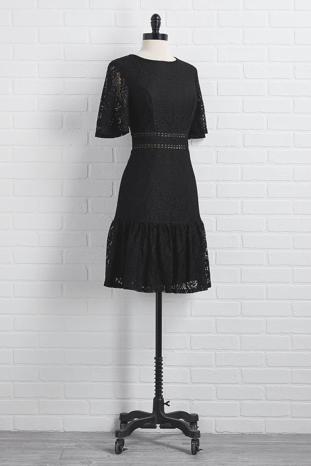 Isn ` T She Lovely Lace Dress