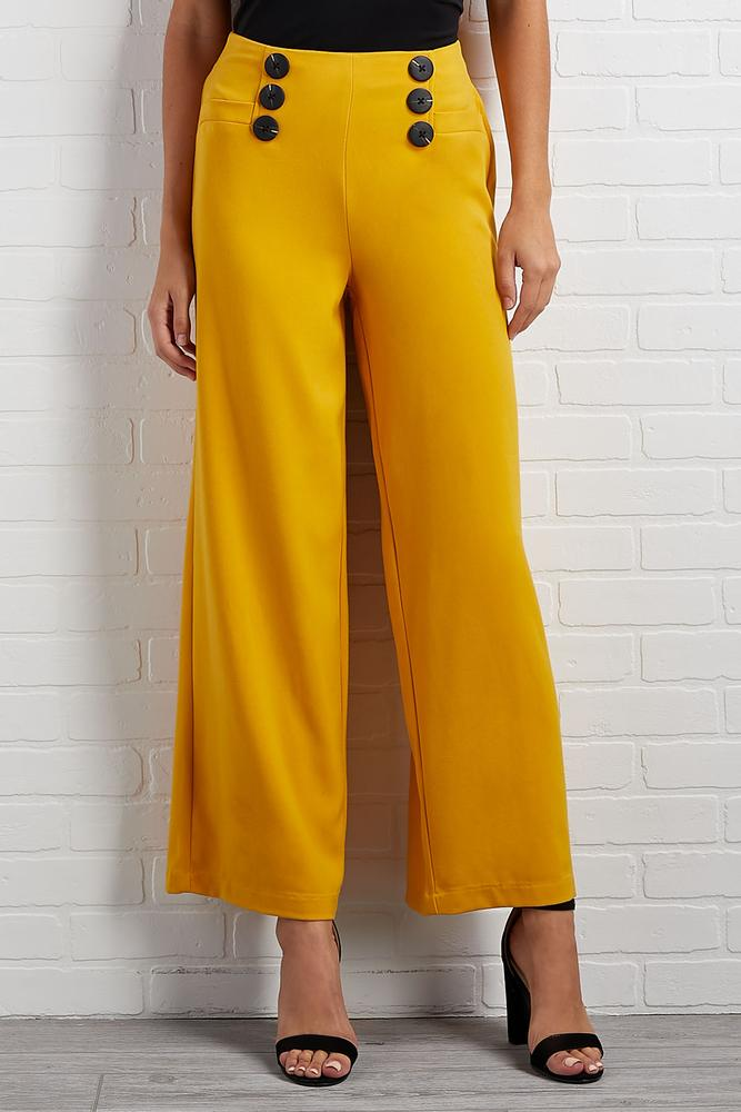 Handle With Flare Pants
