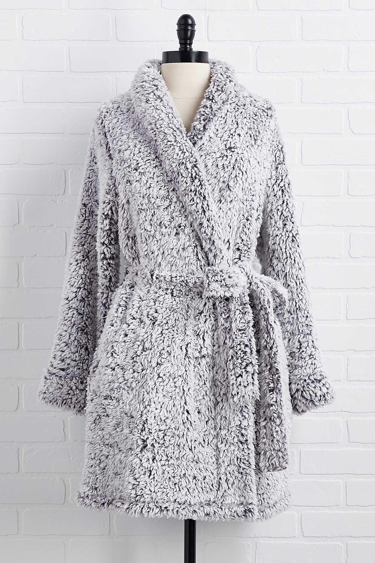 Out- Of- Office Cozy Robe