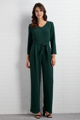 you`re in luck jumpsuit
