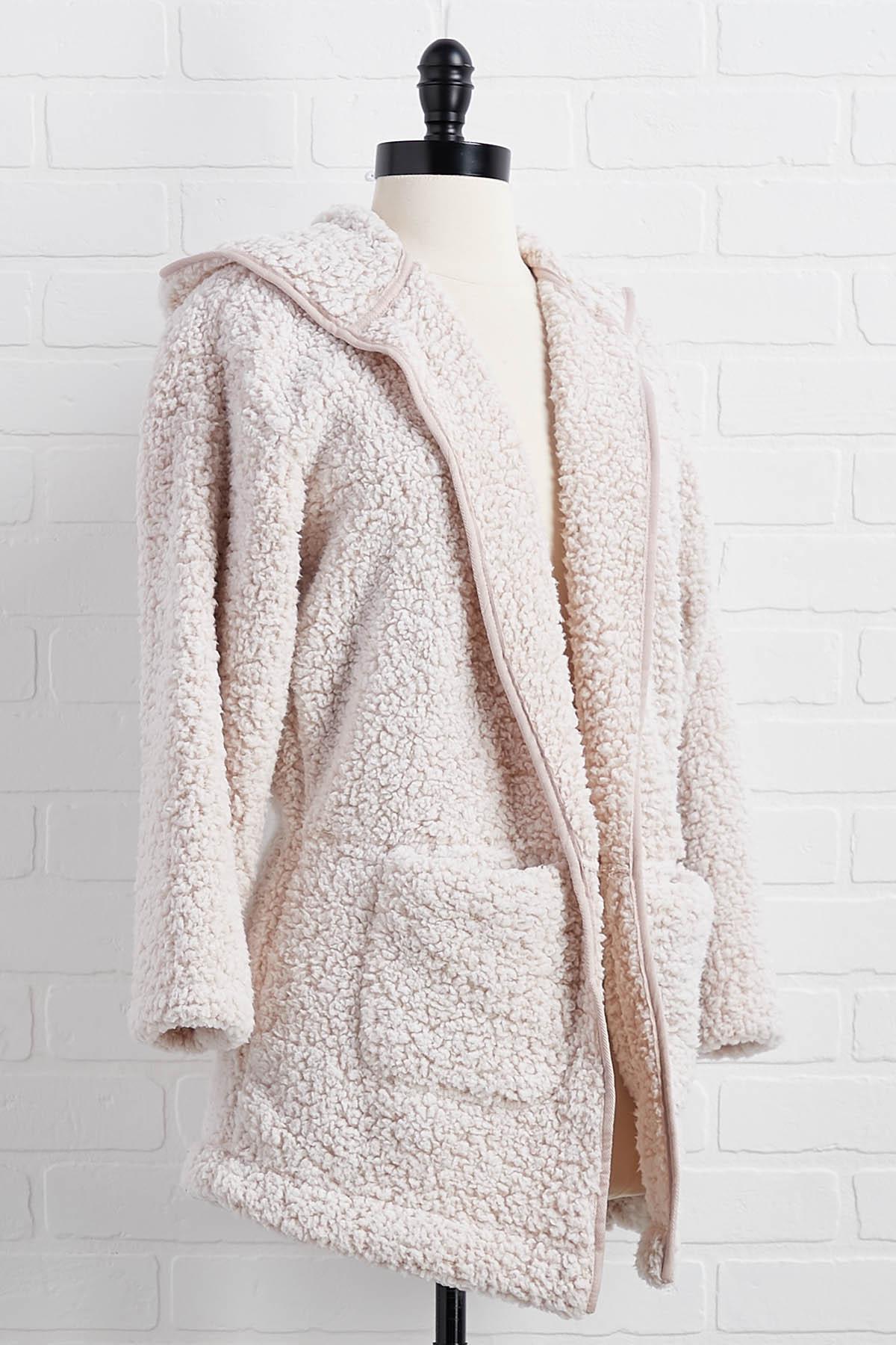 Ready Fur Fall Jacket