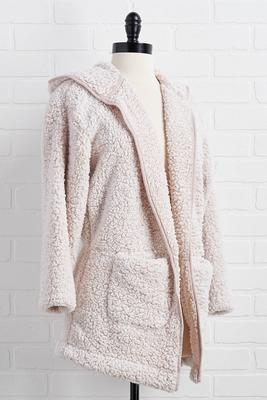 ready fur fall jacket
