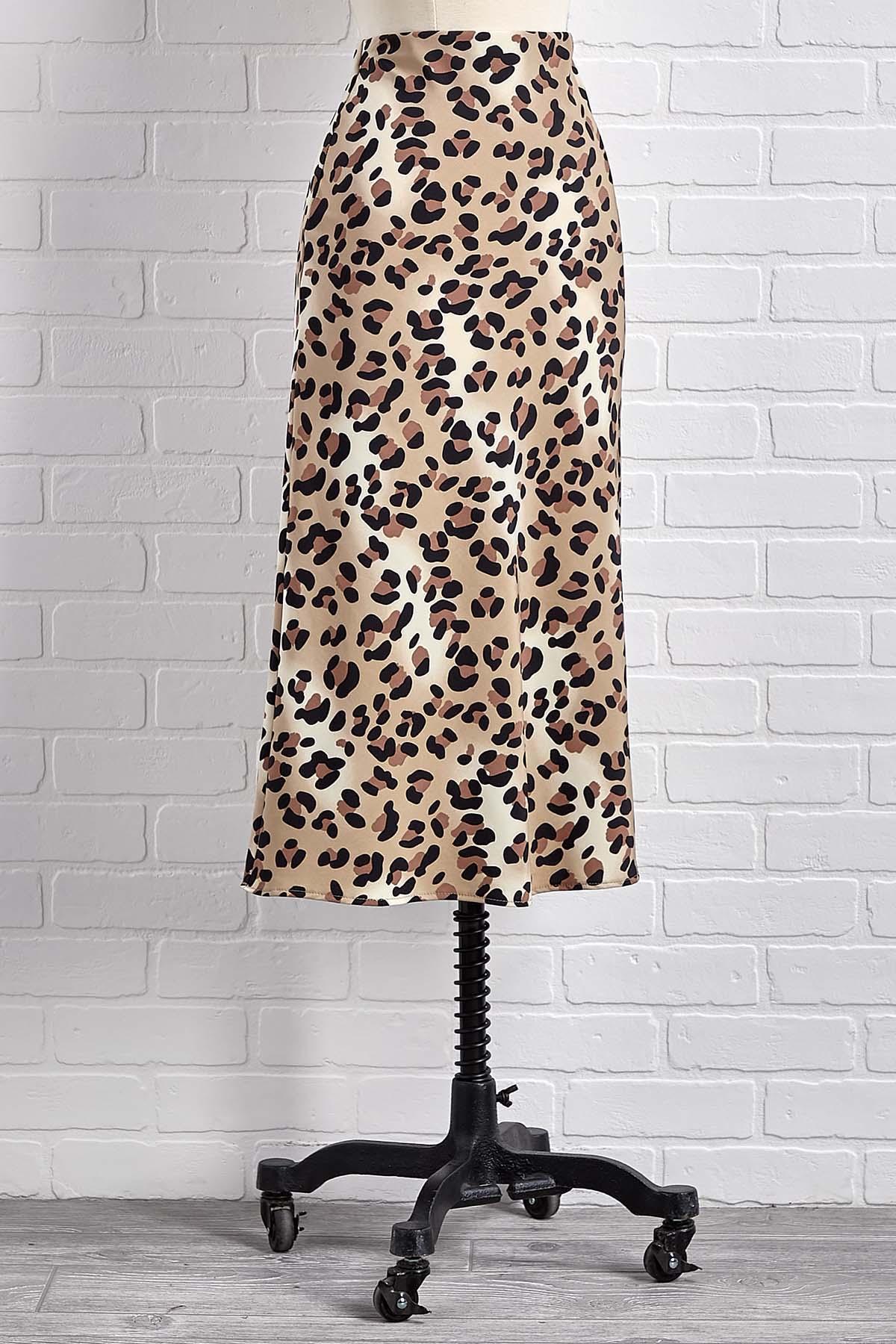 In My Felines Skirt