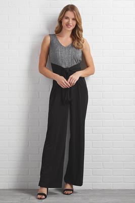 time to shine jumpsuit