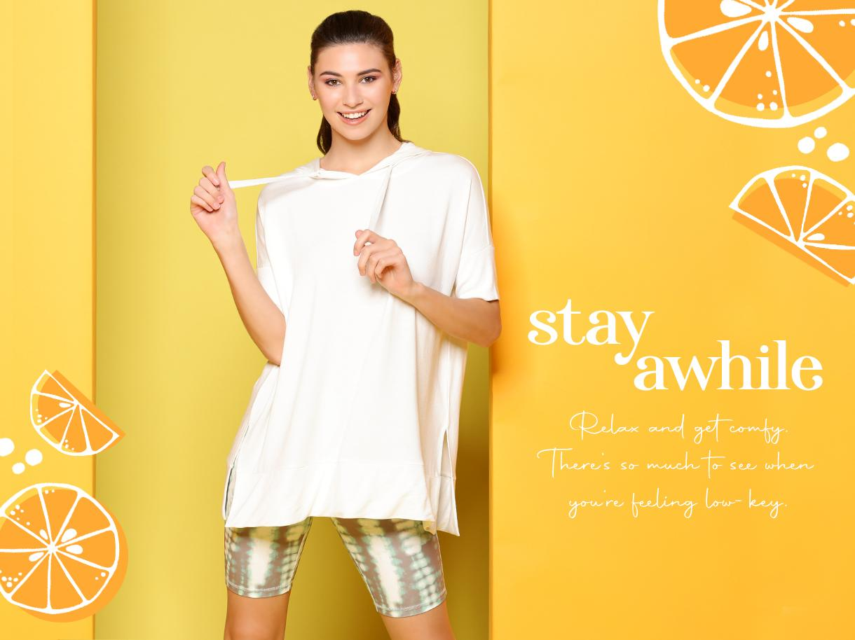 Stay Awhile collection