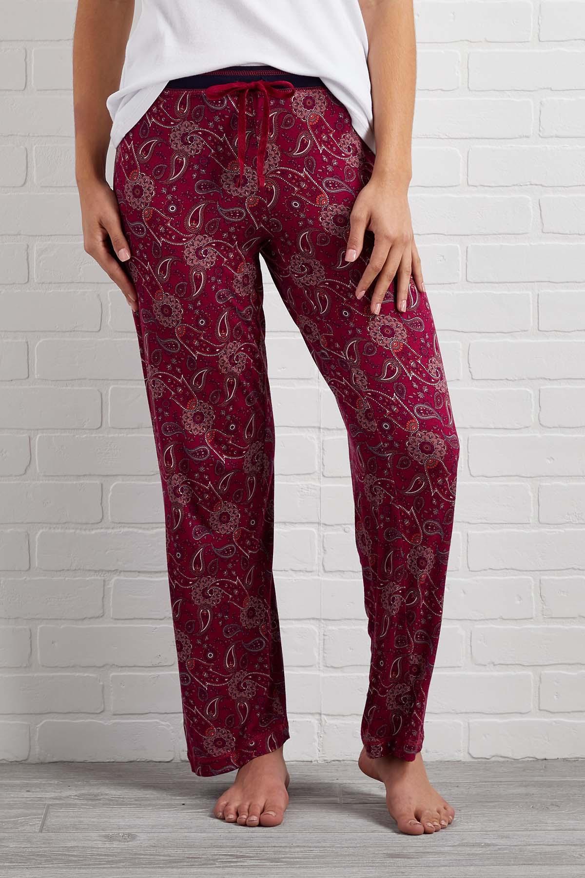 Perfect Paisley Lounge Pants