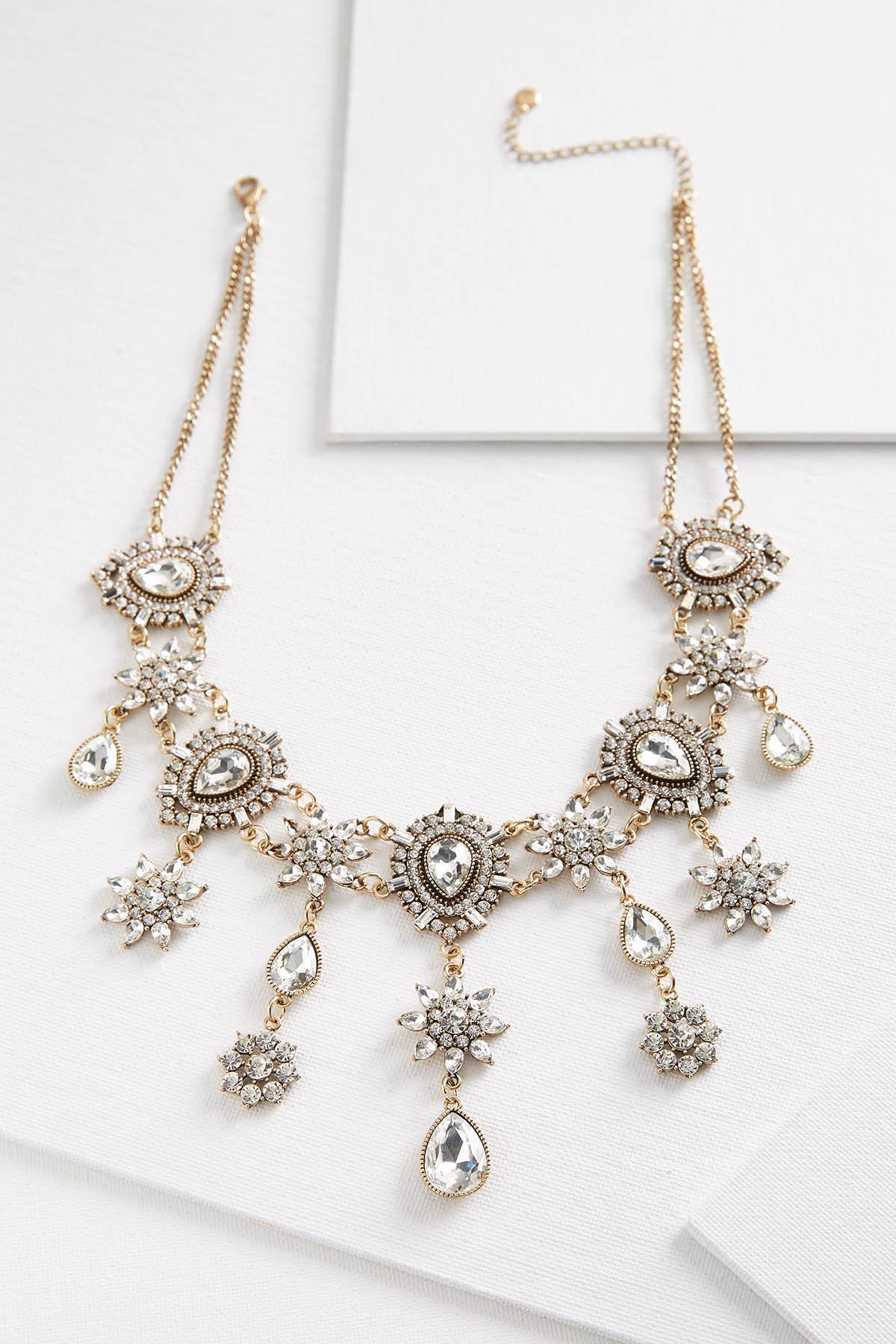 Fit For A Princess Bib Necklace