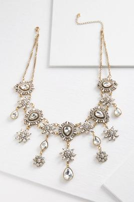 fit for a princess bib necklace