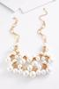 Chunky Bold Pearl Necklace