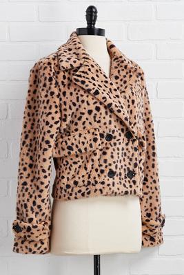 feline myself jacket