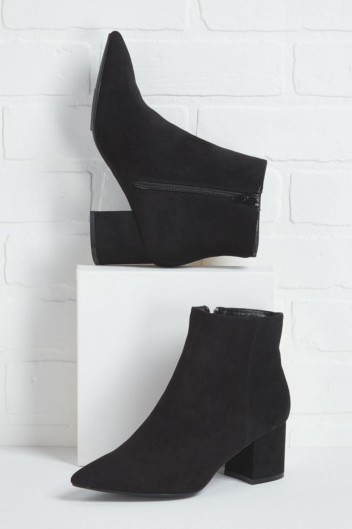No Boots About It Booties