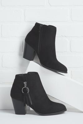 ring a bell booties