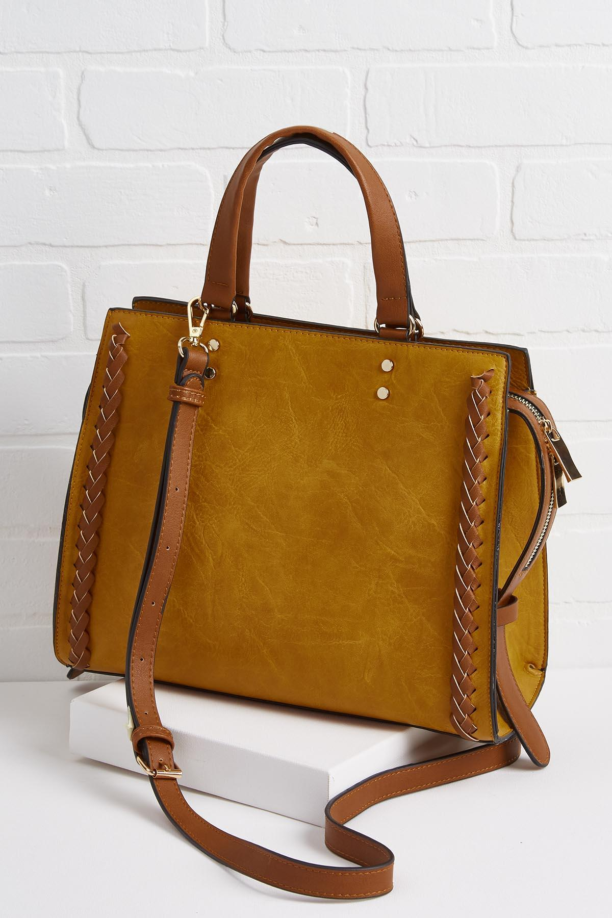 Match Braid In Heaven Satchel
