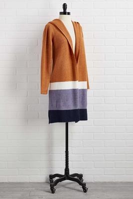 weekend plans cardigan