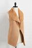 Make A Break Fur It Vest
