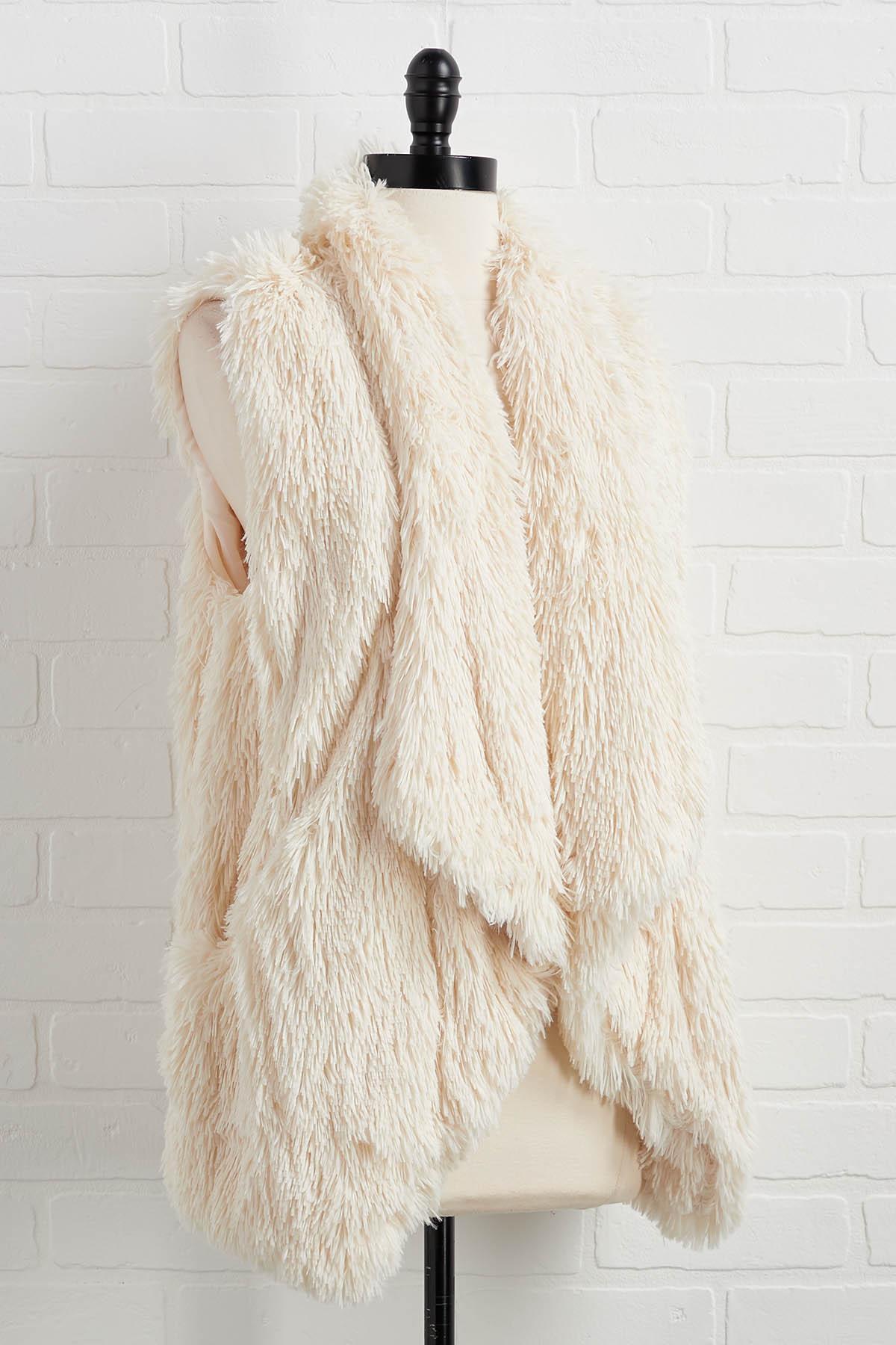 Snow Queen Vest
