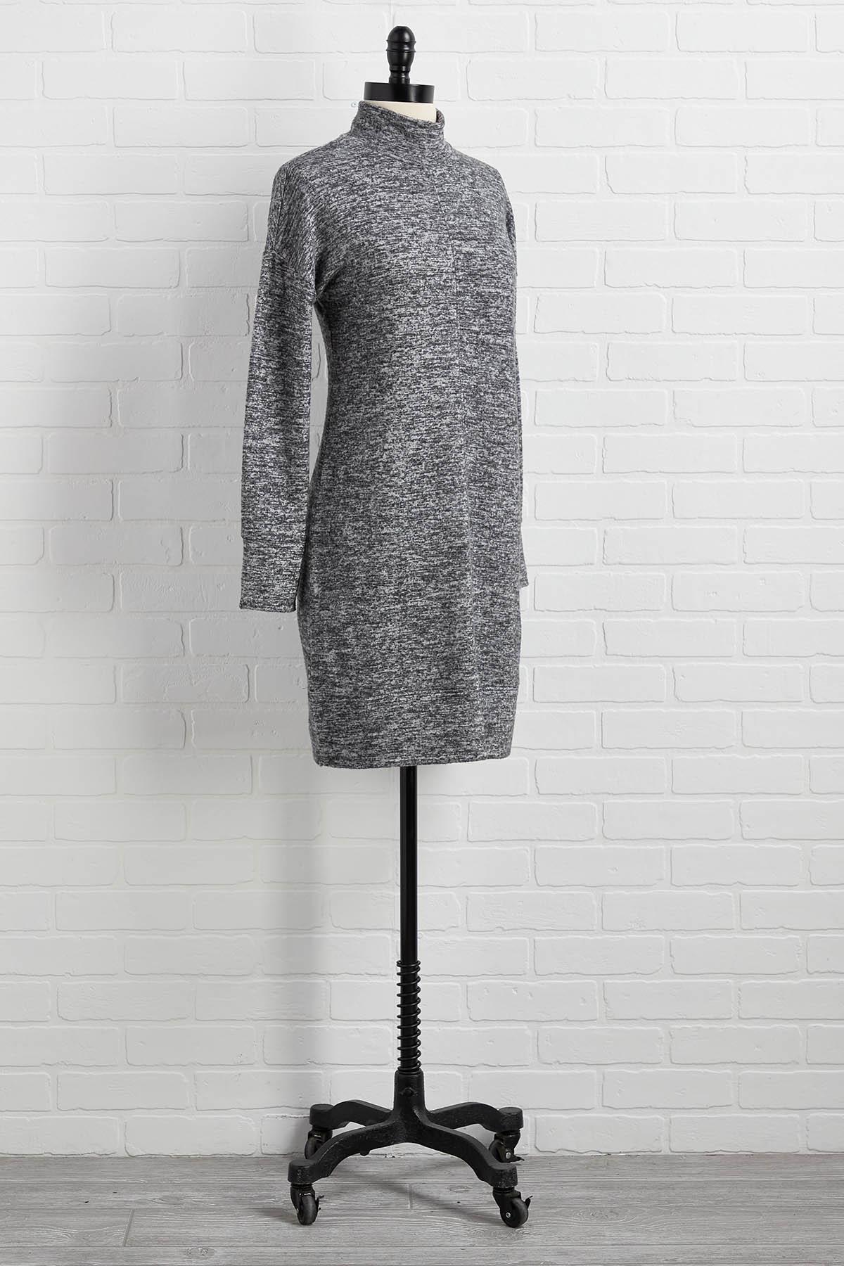 Knit Sew Fast Shift Dress
