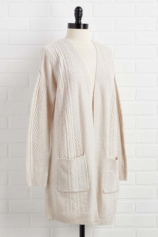 It's Cardi Time Sweater