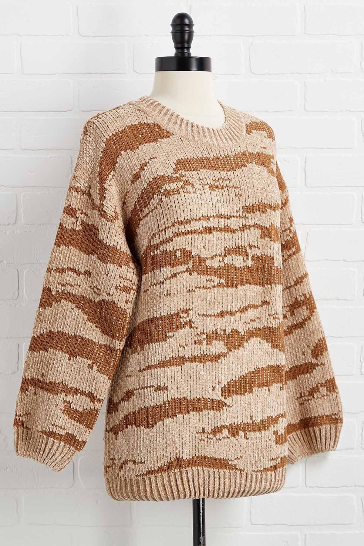 Born To Be Wild Sweater