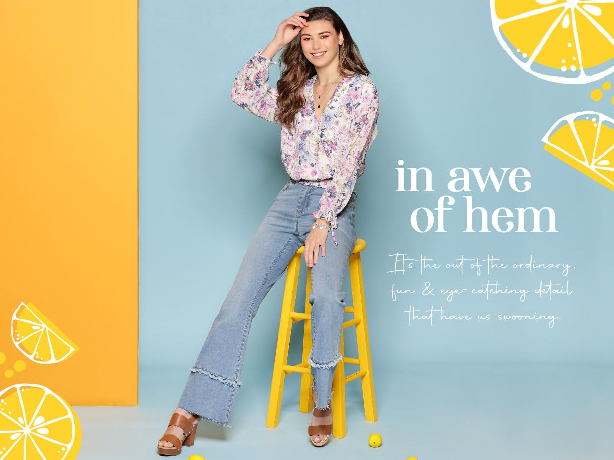 In Awe of Hem collection