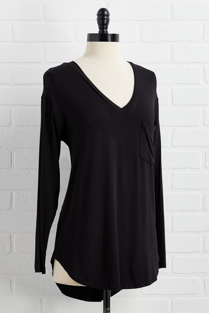 Casual Conversation Tunic