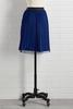 Blue Christmas Skirt