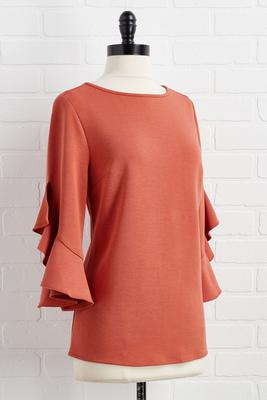 don`t be dramatic sleeve top