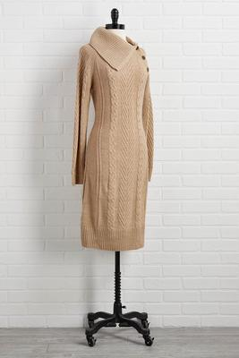 shawl we dance sweater dress