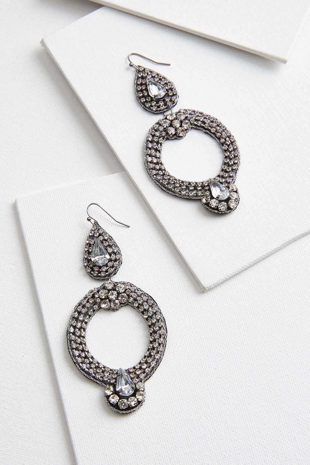 Statement Chandelier Earrings
