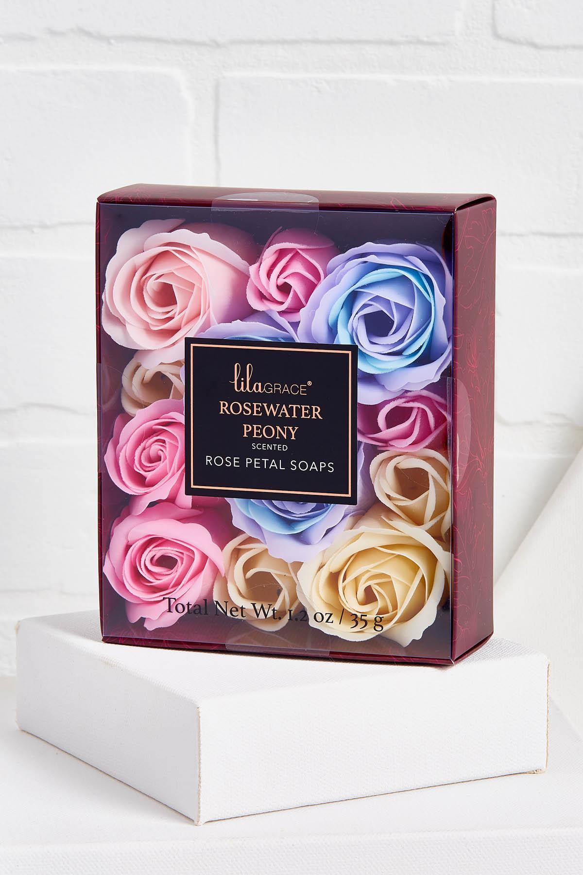 Rose Soap Gift Set