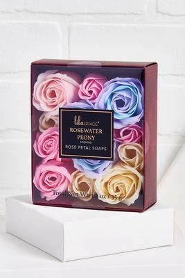 rose soap gift set