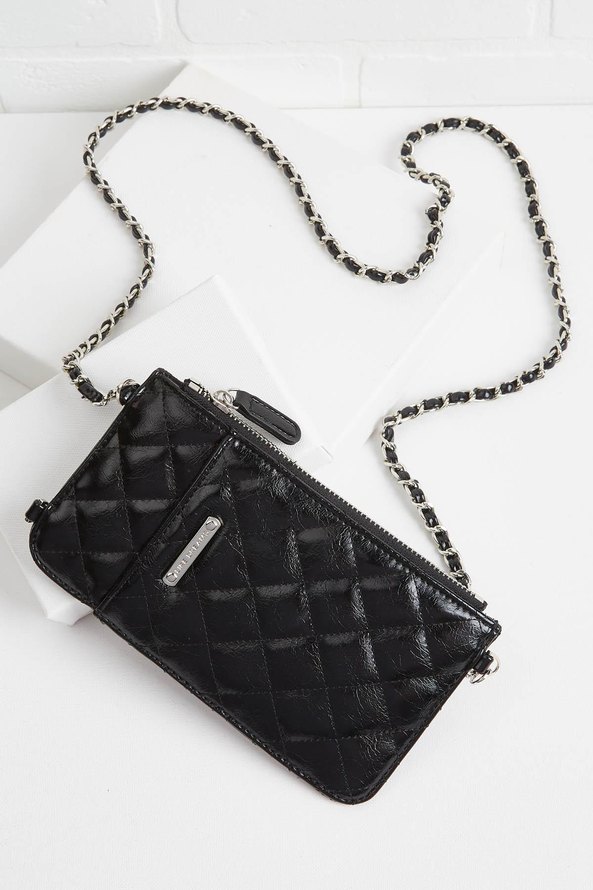 Quilted Wristlet