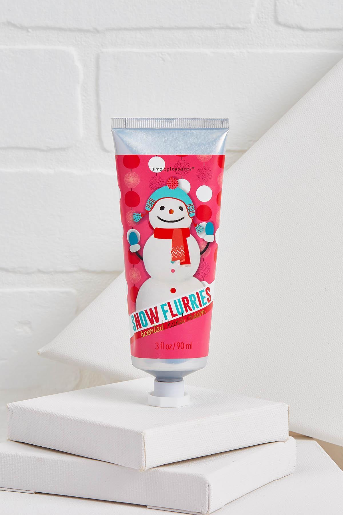 Frosty Hand Cream