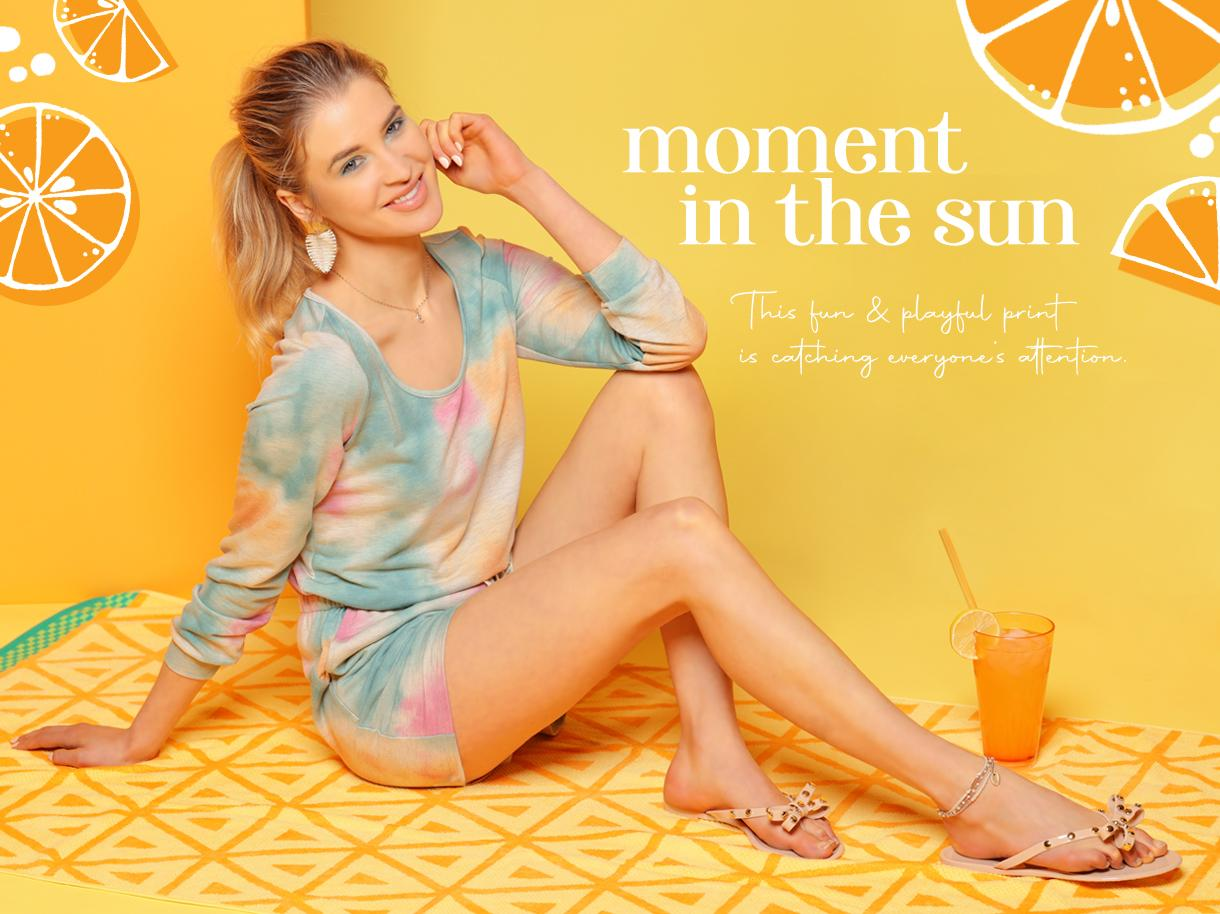 Moment in the Sun collection