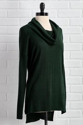 long winter day tunic sweater