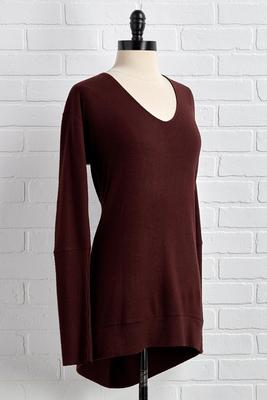 fireside nights hacci tunic