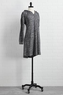 go casual fleece dress
