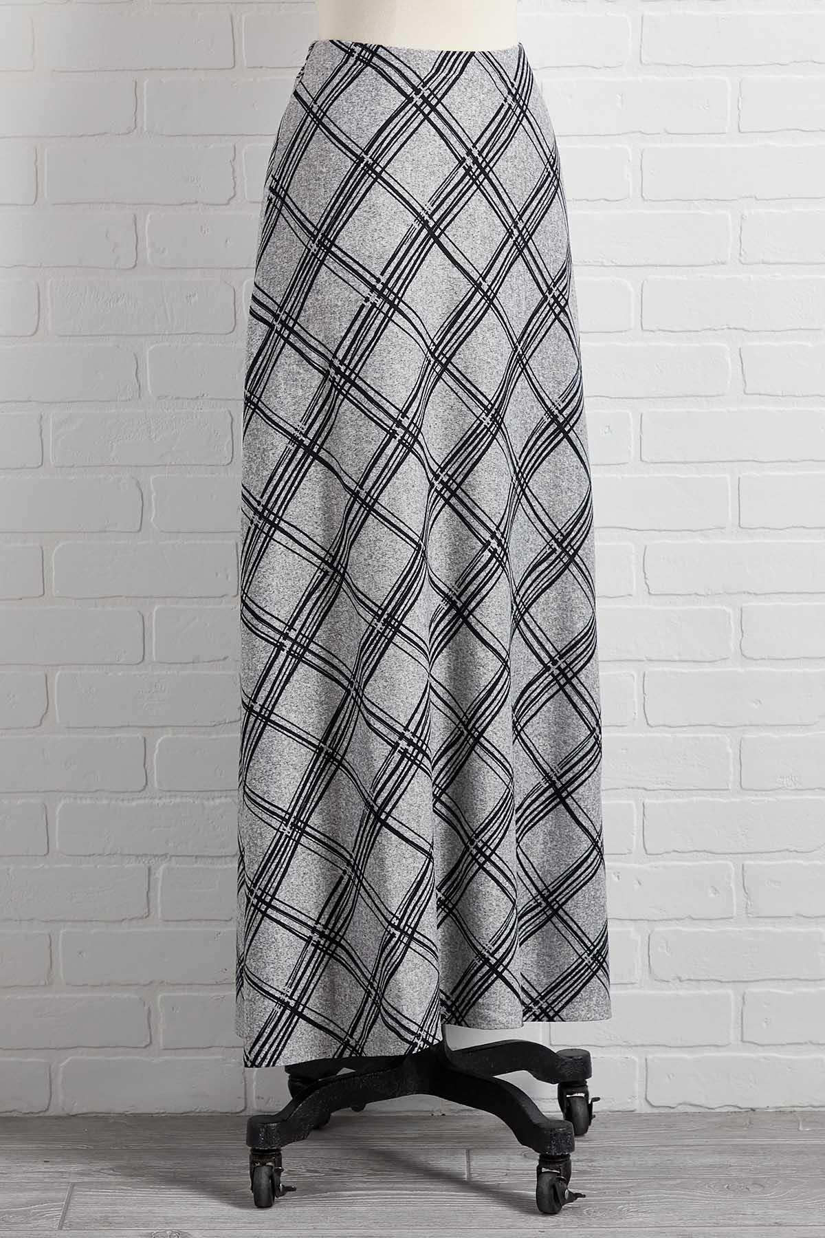 Longing To See You Maxi Skirt