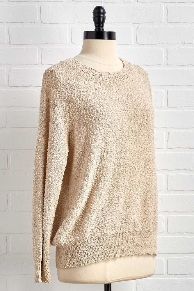 Tag You ` Re Knit Top