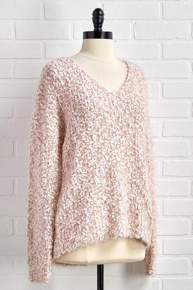 Pretty In Pastels Sweater