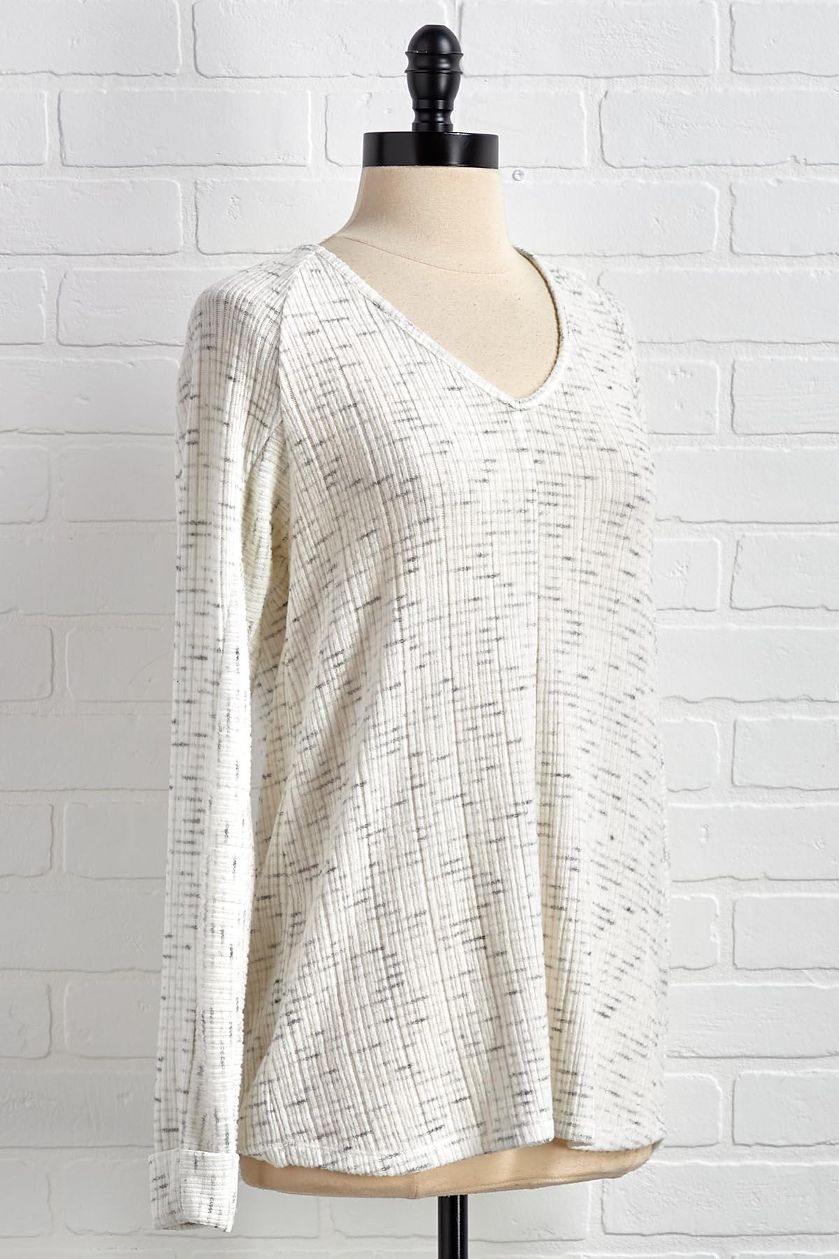 Speckle Of Hope Top