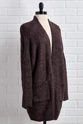 plush it to the limit cardigan