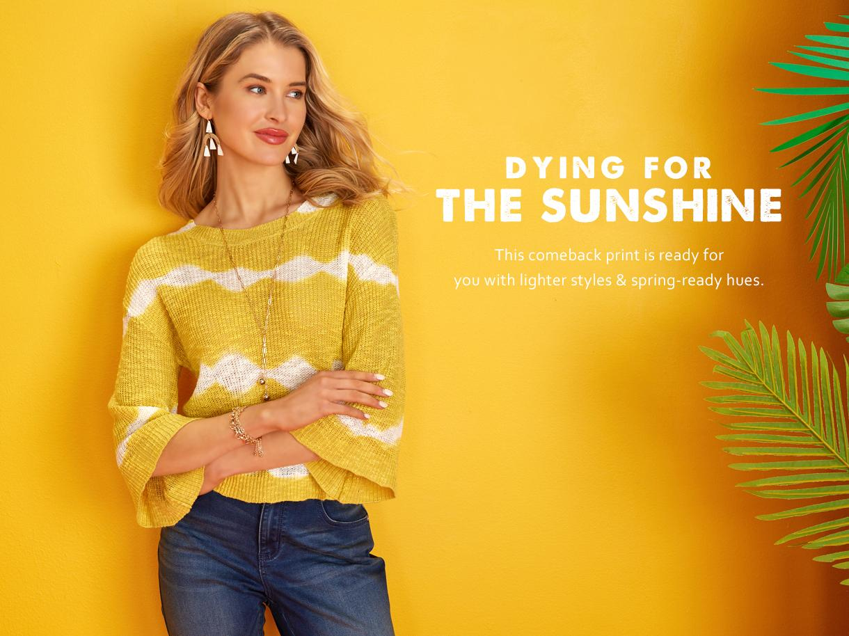 Dying For Sunshine collection