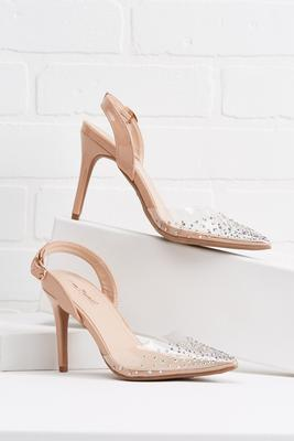 don`t bling me down heels