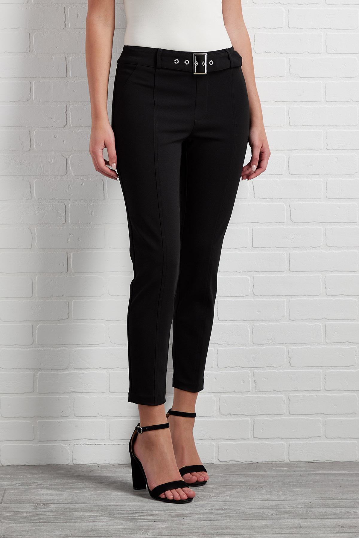 Little Black Trousers