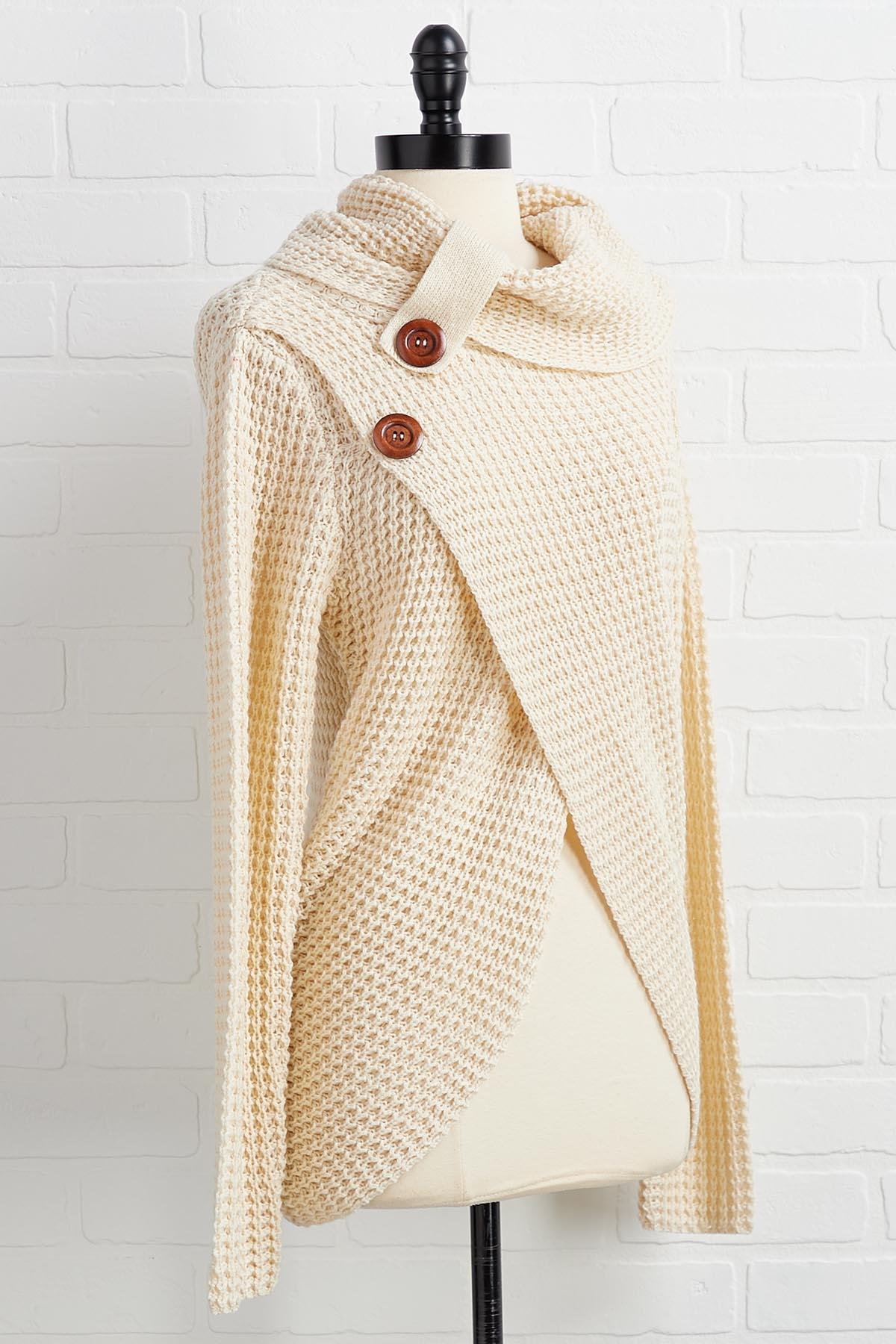 All Overlap Again Sweater