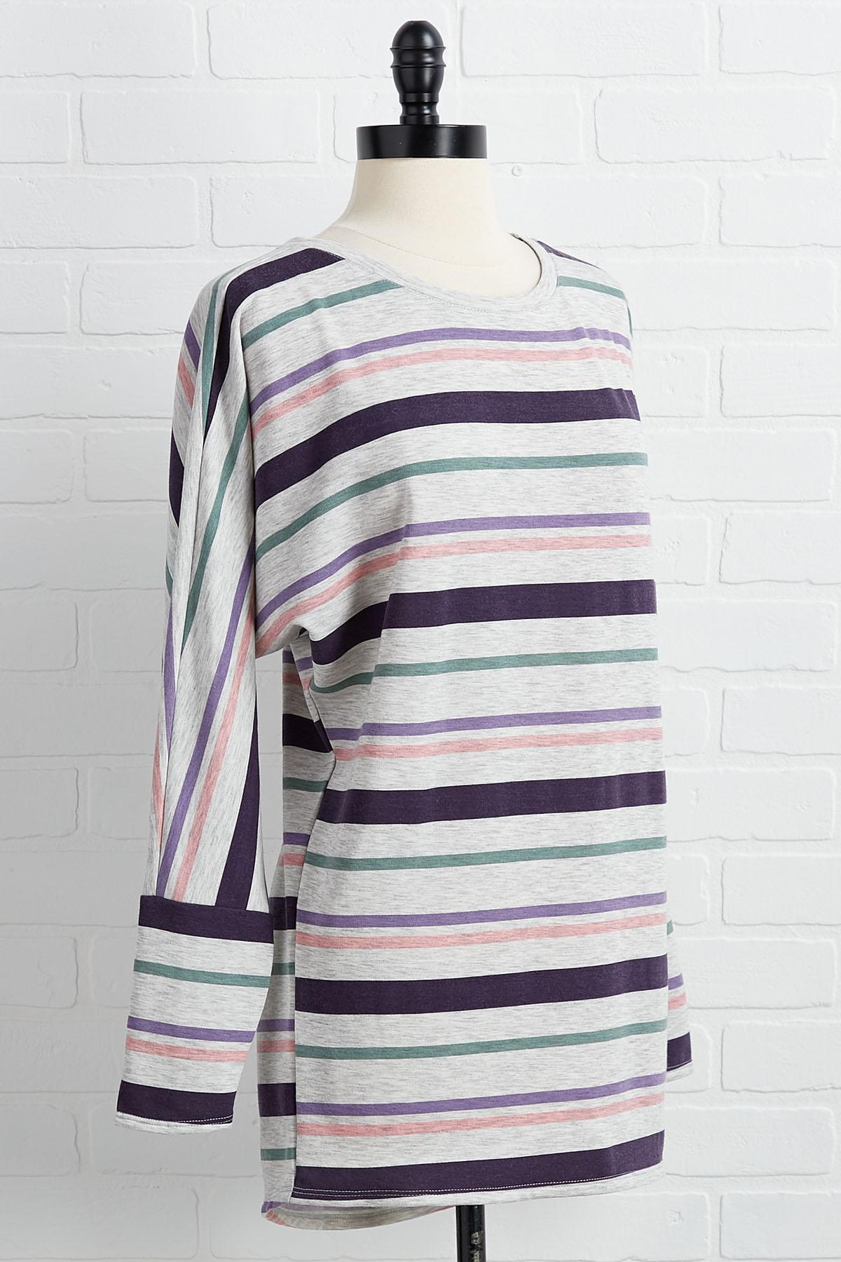 Wait In Line Tunic Top
