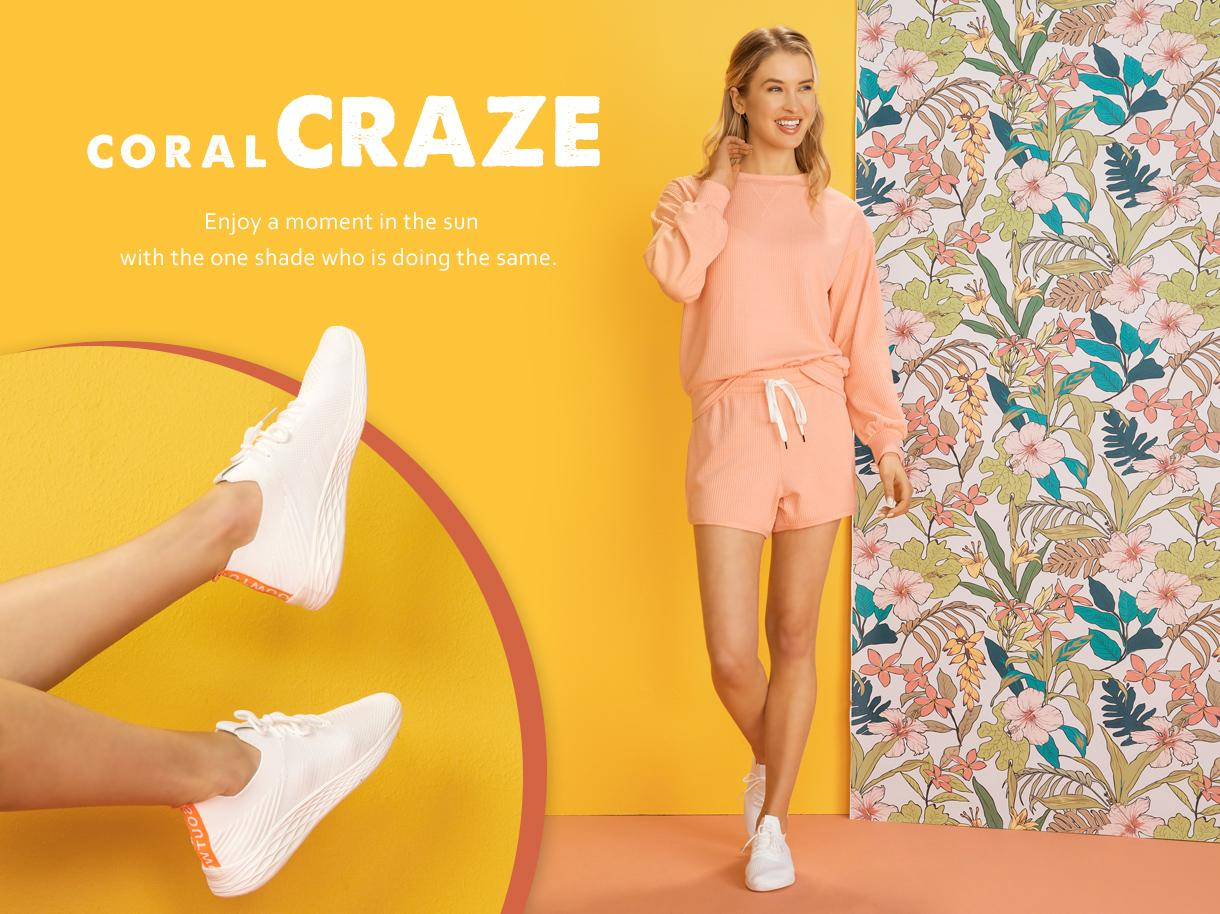 Coral Craze collection