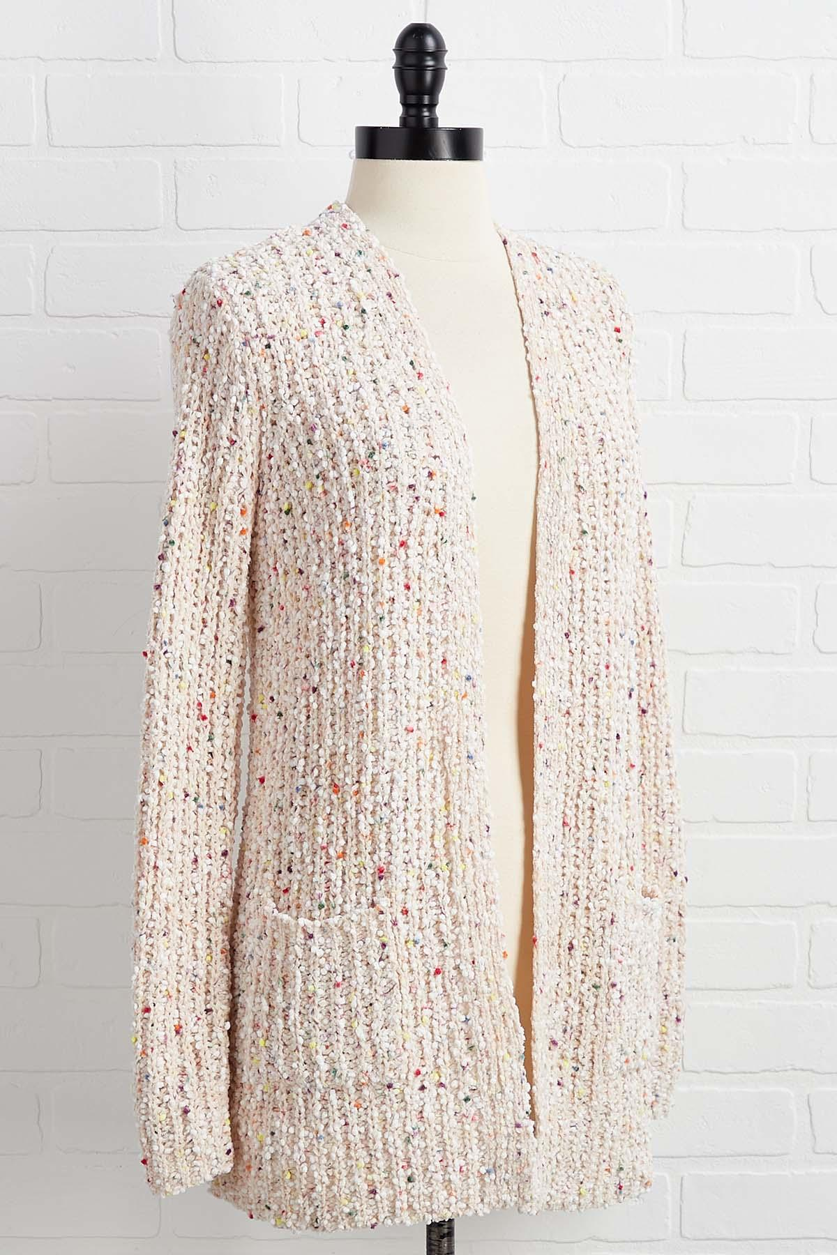 Party Like It's Your Birthday Cardigan
